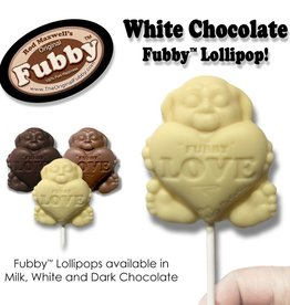 Rod Maxwell's Fubby Pop- White