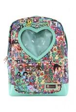 tokidoki - California Dreamin' Heart Window Backpack
