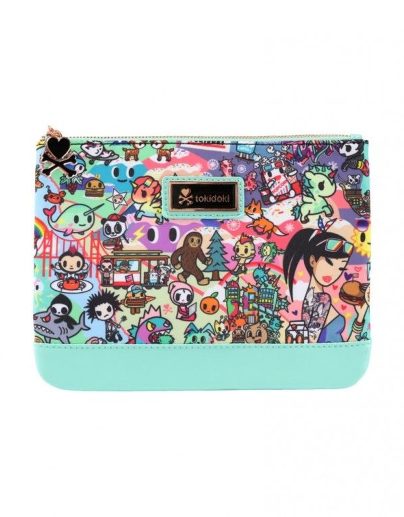 tokidoki - California Dreamin' Zip Pouch