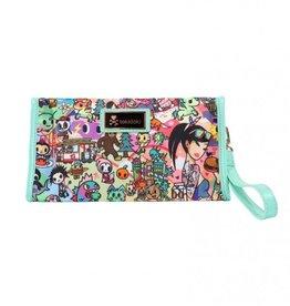 tokidoki - California Dreamin' Wristlet Cosmetic Bag