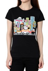 tokidoki - Sushi Car Kitty Tee