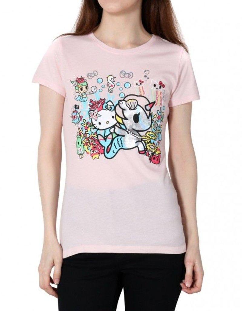 tokidoki - Pearl Kitty Tee
