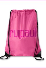 Rupaul Logo Cinch Bag