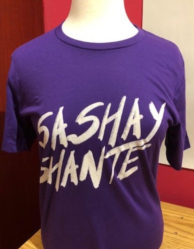 Rupaul Sashay Shante Tee - Purple