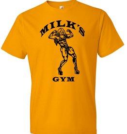 Milk's Gym Tee