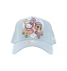 tokidoki - Denim Donut Kitty Snapback