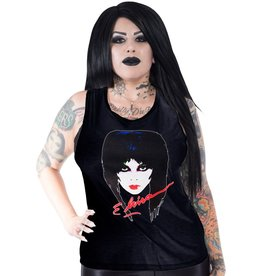 Elvira 80s Sleeveless Tee