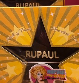 RuPaul Milk Chocolate Star