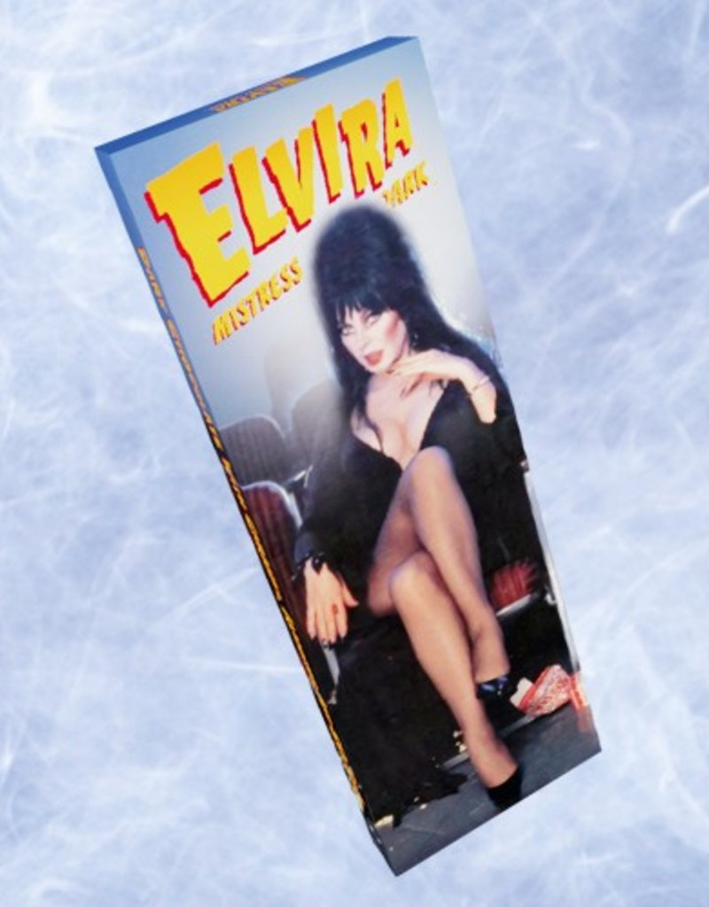 Elvira Dark Chocolate Bar w/ Caramel, Almonds, and Sea Salt