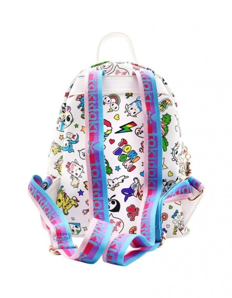 tokidoki - Denim Daze Small Backpack