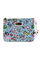Tokidoki - Denim Daze Zip Pouch