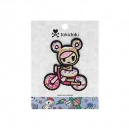 Tokidoki - Denim Daze Donutella Patch