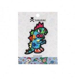 Tokidoki - Denim Daze Kaiju Patch