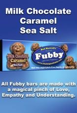 Rod Maxwell's Fubby Bar - Milk Chocolate, Caramel, Sea Salt