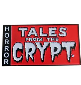 Tales From The Crpy Logo XL Enamel Pin Badge
