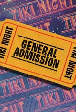 Events Tiki Night General Admission Ticket