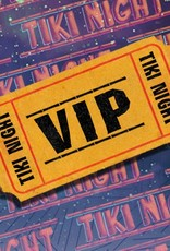 Events Tiki Night VIP Ticket