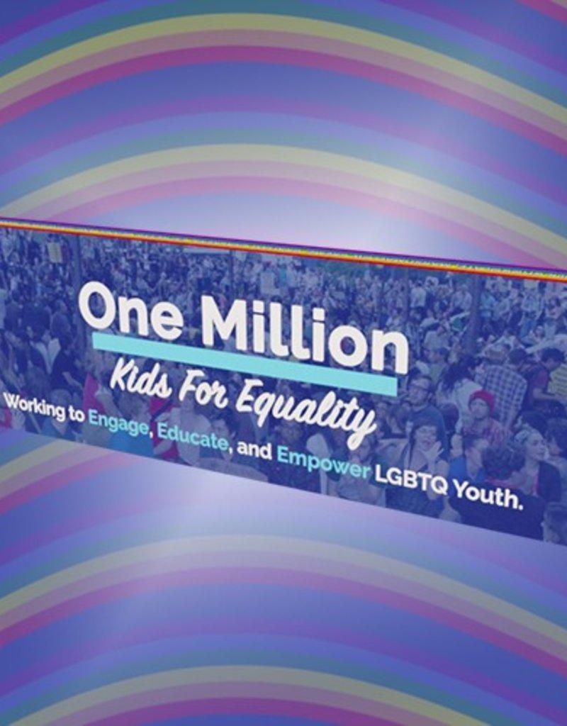 One Million Kids for Equality Chocolate Bar