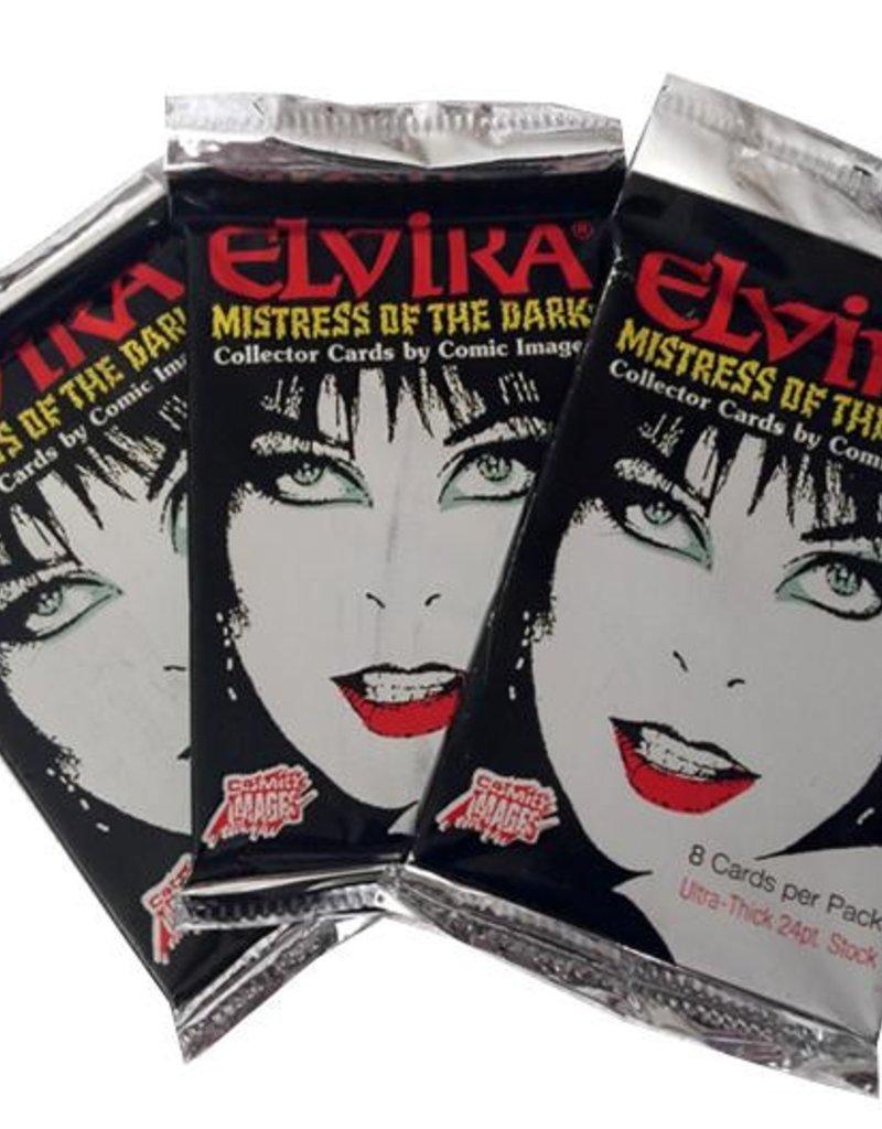 Elvira Vintage Trading Card Pack