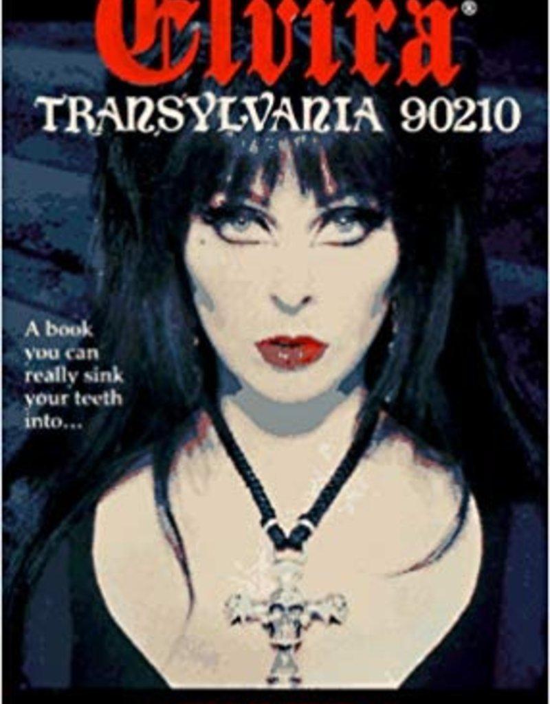 Elvira Transylvania 90210 Book