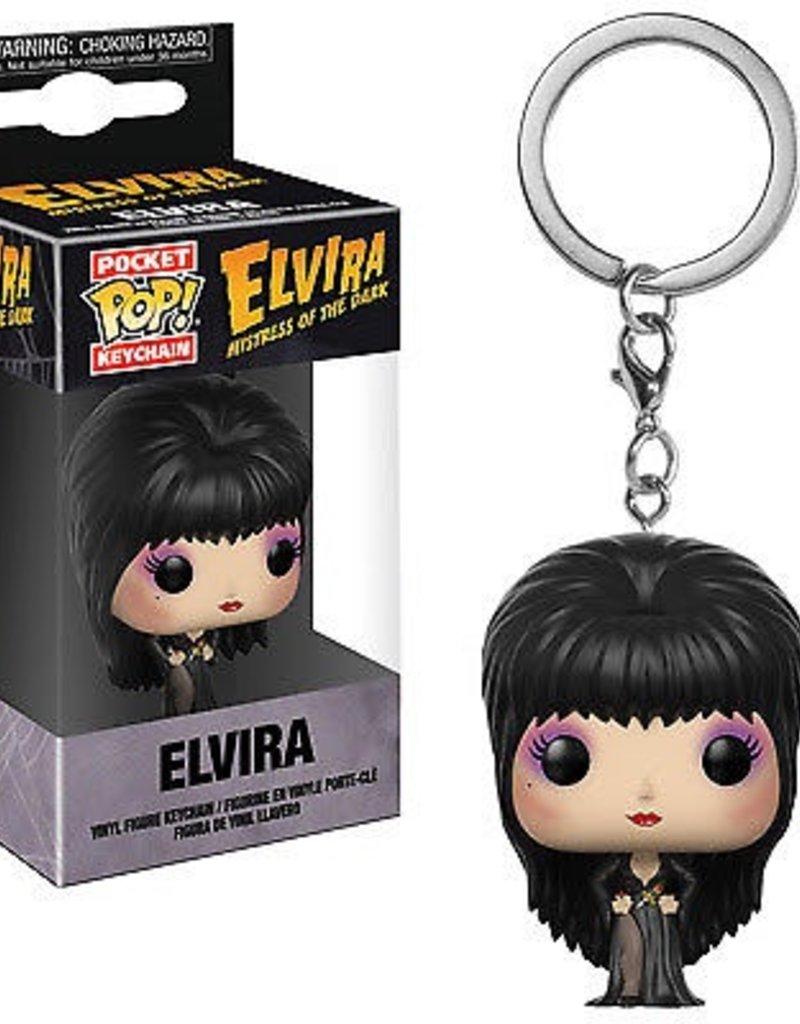 Elvira Funko Pop! Keychain - Elvira