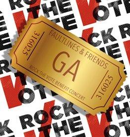 Events Faultlines & Friends Rock the Vote Concert