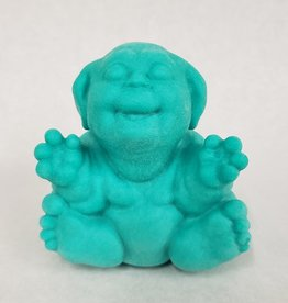 Rod Maxwell's Collector's Prototype Squeezie Fubby - Teal