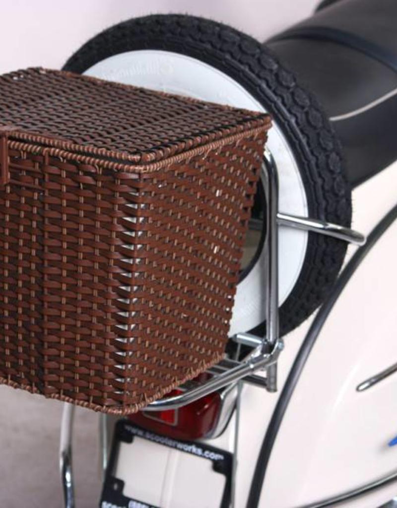 Prima Prima Rear Cargo Basket (wicker)