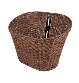 Scooter Works Front Basket, Buddy (BASKETBUD1WICKER)