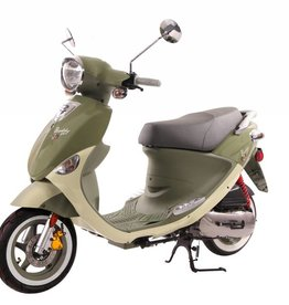 Genuine Scooters 2018 Genuine Buddy 50cc International Italia