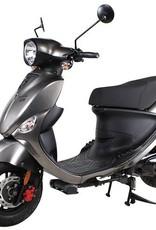 Genuine Scooters 2018 Gloss Titanium Genuine Buddy 170i