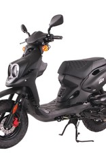 Genuine Scooters 2017 Black Genuine Roughhouse (#R-68)