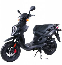 Genuine Scooters 2017 Black Genuine Roughhouse (#R-65)
