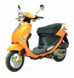 Genuine Scooters 2017 Tangerine Genuine Buddy (#90)