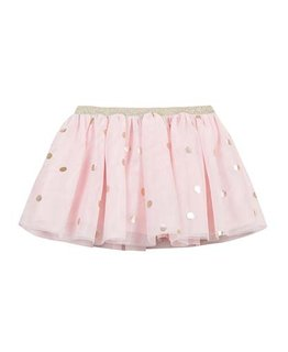 LILI GAUFRETTE BABY GIRLS SKIRT