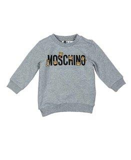 MOSCHINO BABY BOYS SWEAT TOP