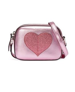 GUCCI GIRLS HEART MESSENGER