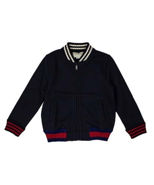 GUCCI GUCCI UNISEX ZIP SWEATER
