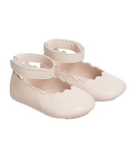 CHLOÉ BABY GIRLS BALLERINA SHOES