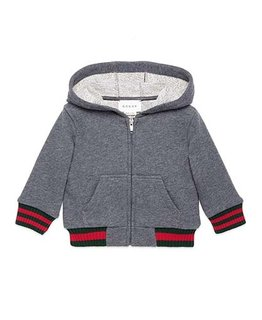 GUCCI BABY BOYS ZIP SWEATER