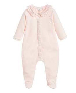 GIVENCHY BABY GIRLS ONESIE