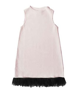 MILLY MINIS GIRLS DRESS