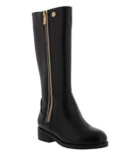 STUART WEITZMAN GIRLS LOWLAND ZIPPY BOOT