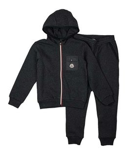 MONCLER BOYS JOGGING SUIT