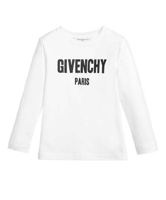 GIVENCHY GIVENCHY BOYS LONG SLEEVE TOP