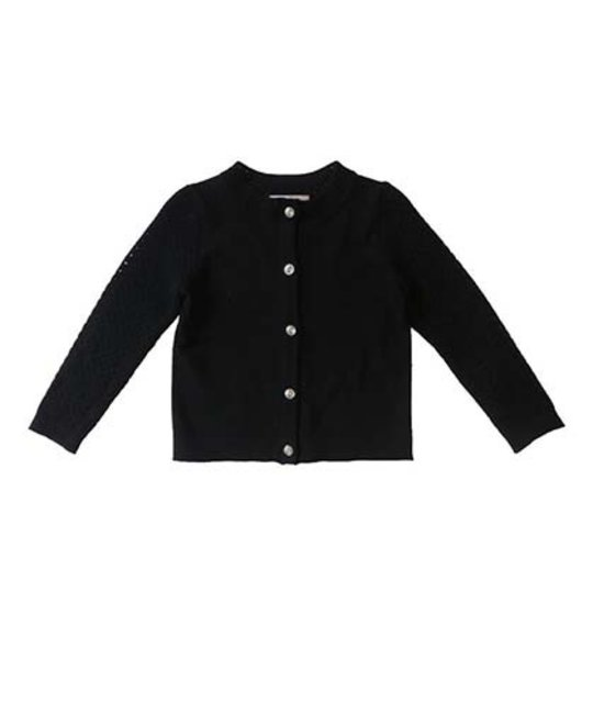 MILLY MINIS MILLY MINIS GIRLS CARDIGAN