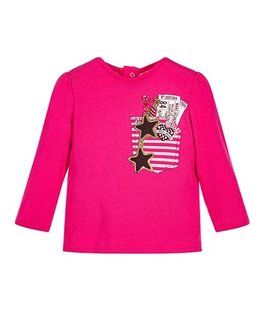 LITTLE MARC JACOBS BABY GIRLS TOP