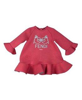 FENDI BABY GIRLS DRESS