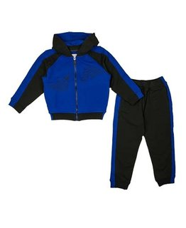 ARMANI JUNIOR BOYS JOGGING SUIT
