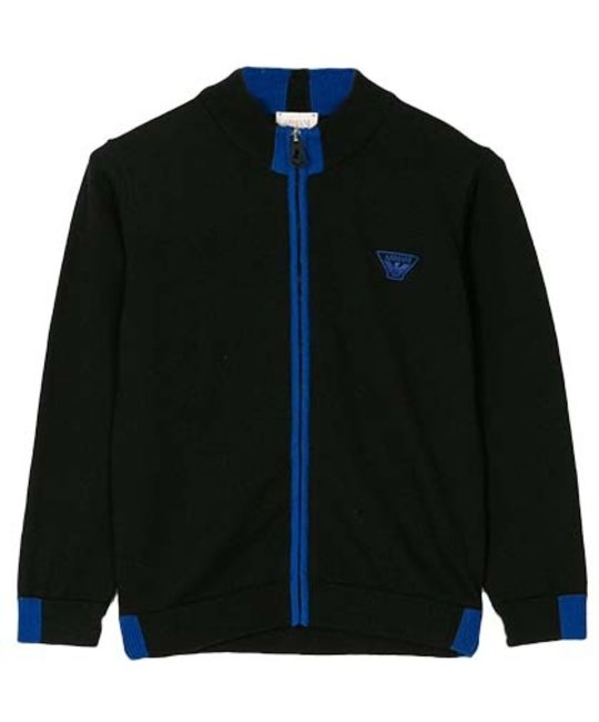 ARMANI JUNIOR ARMANI JUNIOR BOYS SWEATER